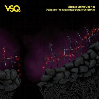 Vitamin String Quartet VSQ Performs The Nightmare Before Christmas - LP (Vinyl)
