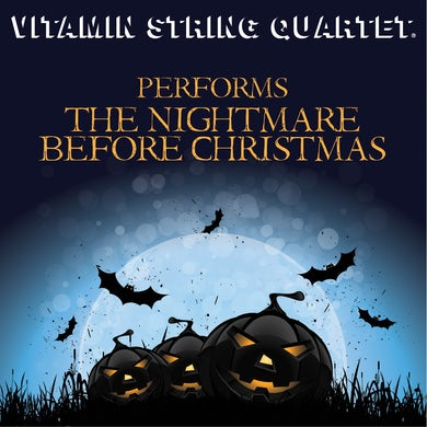 Performs The Nightmare Before Christmas