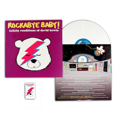 Lullaby Renditions of David Bowie - Vinyl
