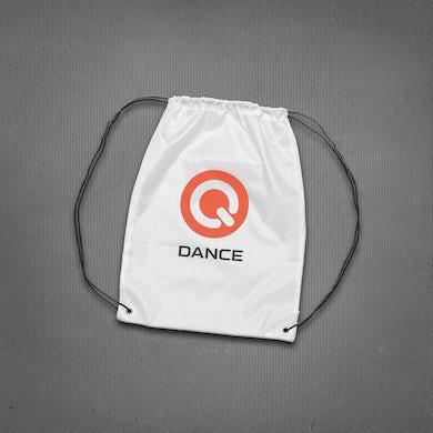 Q-Dance Drawstring Bag (White)