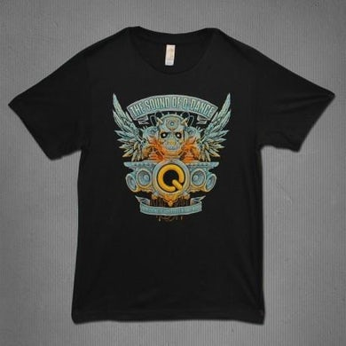 The Sound of Q-dance Tee