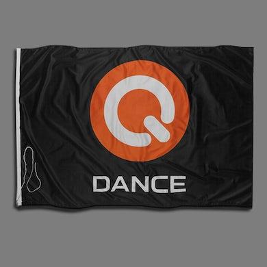 Q-Dance Flag (Black)