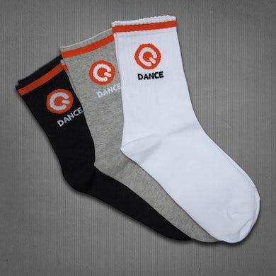 Q-Dance Socks