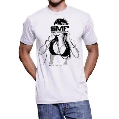 SMF Tampa Bangin' Tee (White)