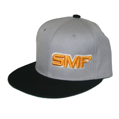 SMF Tampa ON SALE - SMF Snapback Hat (Grey)