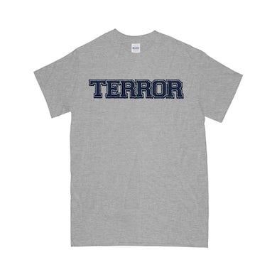 """Terror   """"Life & Death Tee"""" T-Shirt"""