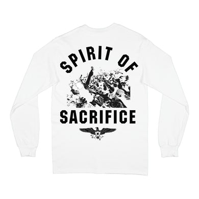 "Terror   ""Spirit of Sacrifice"" L/S T-Shirt"