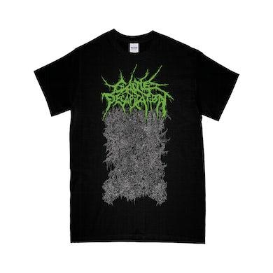 """Cattle Decapitation """"Green Logo"""" T-Shirt"""
