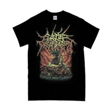 "Cattle Decapitation ""Australian Extinction Tour Tee"" T-shirt"