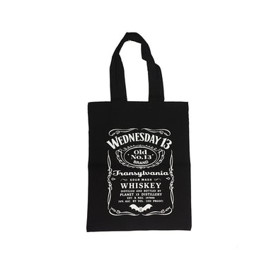 "Wednesday 13 ""Whiskey"" Tote Bag"