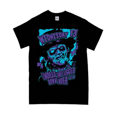 """Undead Unplugged"" T-Shirt"