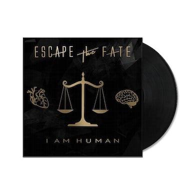 """Escape The Fate """"I Am Human"""" Vinyl"""