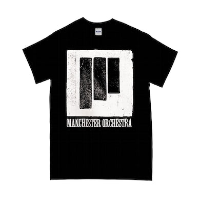"""Manchester Orchestra """"Black Lines"""" T-Shirt"""