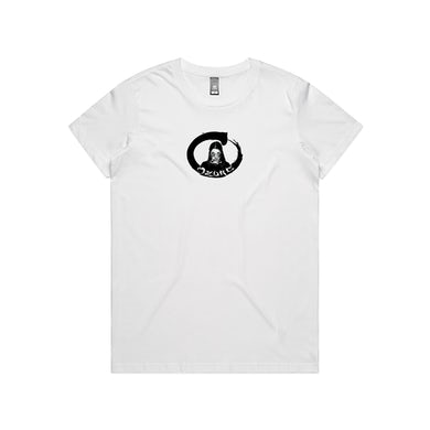 """""""Azure metal - Limited edition"""" White Womens T-Shirt"""