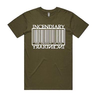 """""""Barcode"""" T-Shirt"""