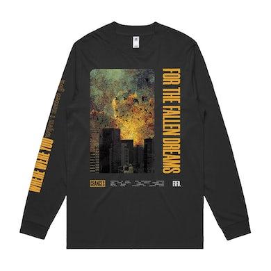 """For The Fallen Dreams """"Changes"""" L/S T-Shirt"""