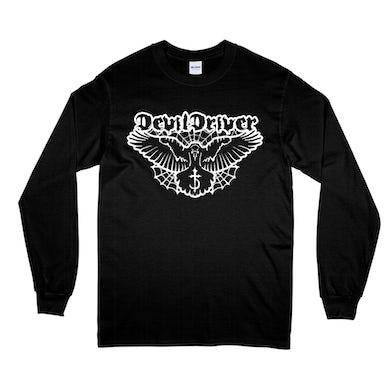 """Crow Logo"" L/S T-Shirt"