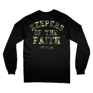 "Terror   ""Keepers Of The Faith"" T-Shirt"