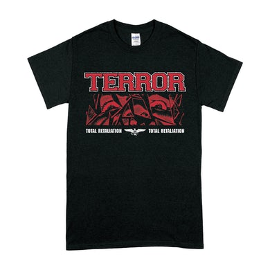 "Terror   ""Total Retaliation"" T-Shirt"