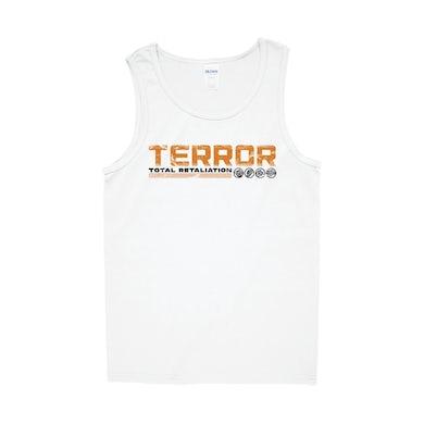 """Terror   """"Total Retaliation"""" Singlet"""