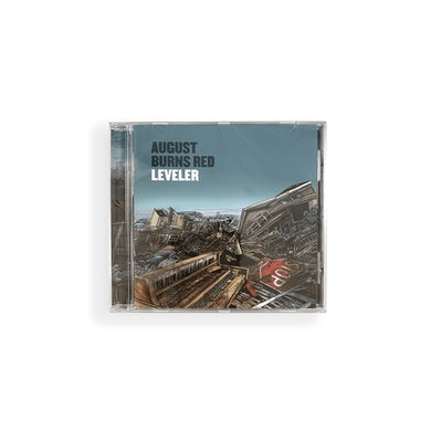 """August Burns Red """"Leveler"""" CD"""