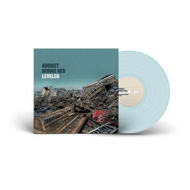 "August Burns Red ""Leveler"" Electric Blue Vinyl"