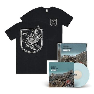"August Burns Red ""Break Free"" T-Shirt Vinyl CD Bundle"