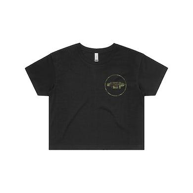 "STRONGER by BIG G ""Stronger"" Crop T-Shirt"