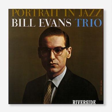 Bill Evans Trio - Portrait In Jazz (LP) (Vinyl)
