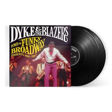 Down On Funky Broadway: Phoenix (1966-1967) (2-LP) (Vinyl)