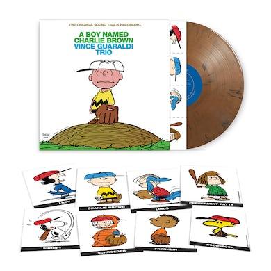 A Boy Named Charlie Brown (Baseball Mitt Brown LP - Craft Exclusive) (Vinyl)