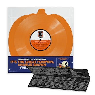Vince Guaraldi - It's The Great Pumpkin; Charlie Brown (Pumpkin-Shaped LP) (Vinyl)
