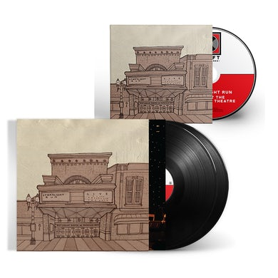 Straylight Run - Live At The Patchogue Theatre Bundle (2-LP + CD)