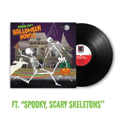 Halloween Howls: Fun & Scary Music (LP) (Vinyl)