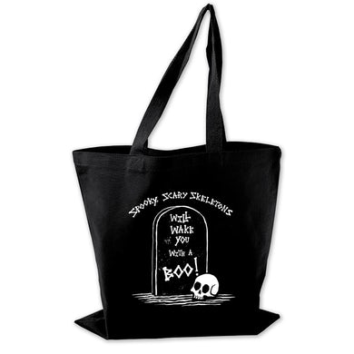 Halloween Howls: Fun & Scary Music (Trick Or Treat Tote Bag)