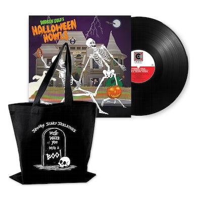 Halloween Howls: Fun & Scary Music (LP + Trick Or Treat Tote Bag Bundle)