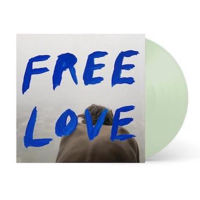 Sylvan Esso Free Love (Coke Bottle Clear LP) (Vinyl)