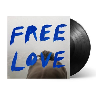 Sylvan Esso - Free Love (Black Vinyl LP + Digital Album)