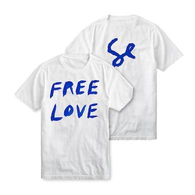 Sylvan Esso - Free Love T-Shirt