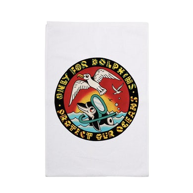 Action Bronson - Only for Dolphins Beach Towel