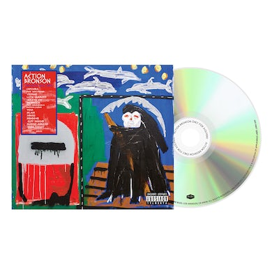 Action Bronson - Only for Dolphins CD