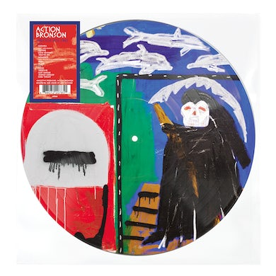 Action Bronson - Only for Dolphins Picturedisc