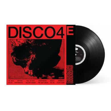 DISCO4 :: PART I Black LP (Vinyl)