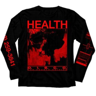 DISCO4 :: PART I Black Longsleeve T-Shirt