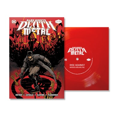 Dark Nights: Death Metal #1 Soundtrack Edition - Rise Against