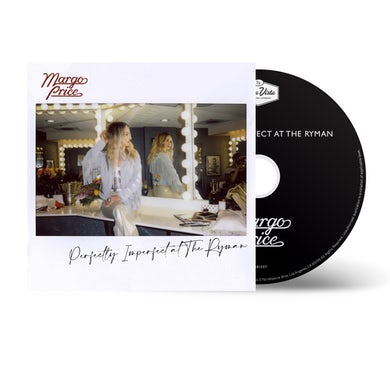 Margo Price - Perfectly Imperfect at The Ryman CD