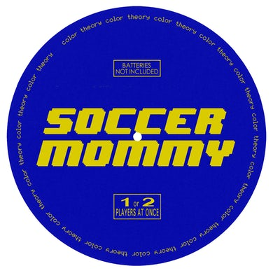 Soccer Mommy Color Theory Slipmat