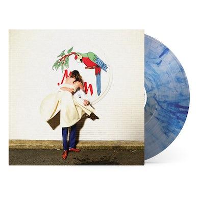 Sylvan Esso What Now Limited Edition Color Repress (Blue Smoke) (Vinyl)