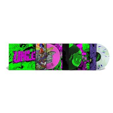 Denzel Curry & Kenny Beats - UNLOCKED 3LP Definitive Edition (Vinyl)