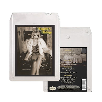 St. Vincent - Daddy's Home Limited Edition 8-Track